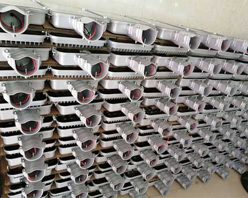 LED生产车间