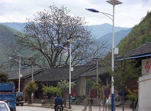太阳能路灯创新