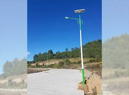太阳能路灯产品特点