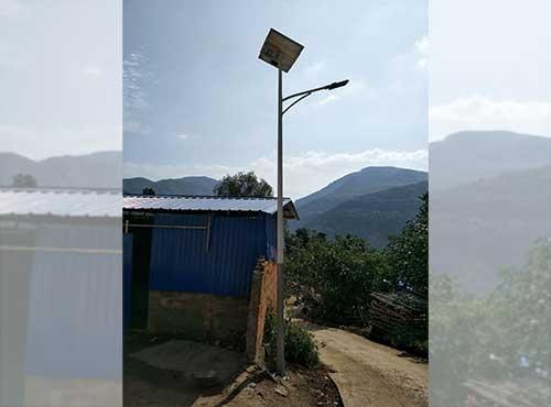 太阳能路灯节能优势