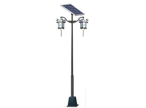 太阳能路灯电池配置