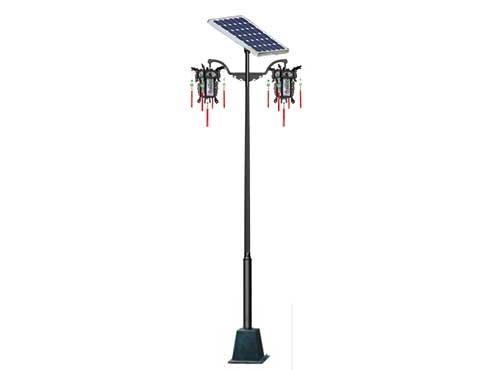 太阳能路灯施工注意项