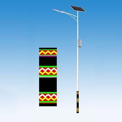 民族特色路灯定制安装
