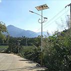 金亚太阳能路灯